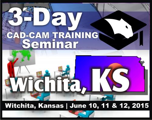 BobCAD-CAM, Inc. To Offer Certification Training Seminar in Wichita, KS