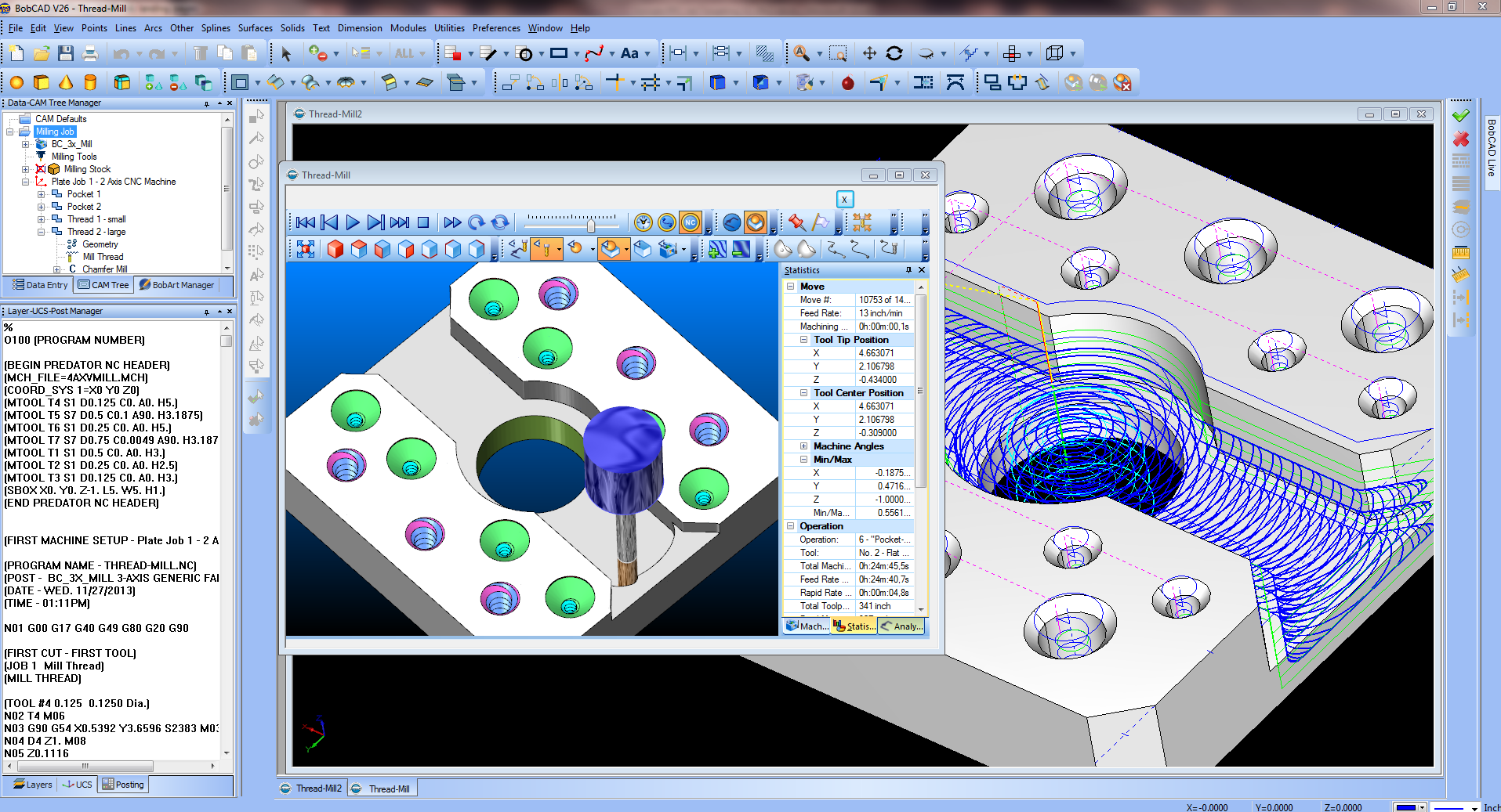 G-Code Software for CNC Machine Programming | CAD/CAM Software