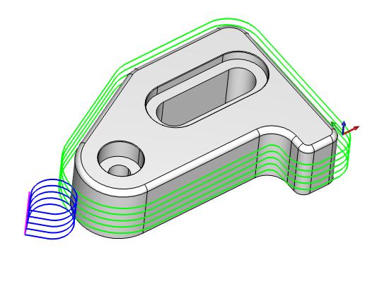 Express Profile CAD-CAM Software CNC Programming
