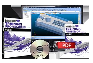 V27 Wire EDM Training Professor Video Series CNC Machining