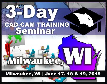 BobCAD-CAM Training Event in Milwaukee, WI