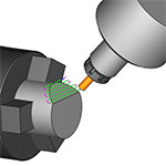 5 Axis Milling Head Support