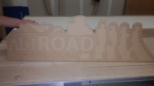 Finished Sign Artisitc CAD-CAM Software CNC Router