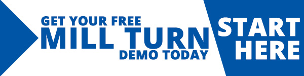 Get A Mill Turn CAD-CAM Software Demo Download