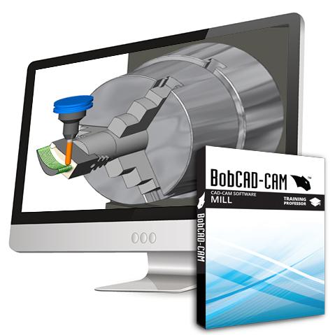 BobCAD-CAM CNC Software Mill Programming