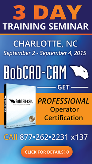 CAD-CAM Training for CNC Machine Programming In Charlotte, NC