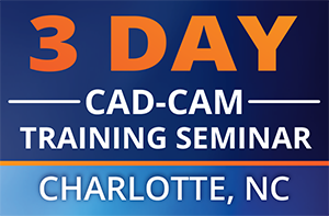 New CAD-CAM Training for CNC Machine Programming Announced for Charlotte, NC