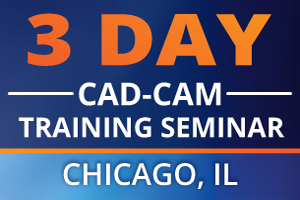 New Training Seminar for CAD-CAM Software Headed to Chicago