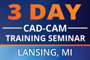 CNC Programming CAD-CAM Software 3 Day Training Seminar