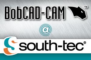BobCAD-CAM To Show New CAD-CAM Software for CNC Programming at South-Tec
