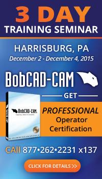 CNC Programming Training Seminar in Harrisburg PA