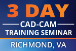 New CNC Programming Training Seminar Scheduled for Richmond