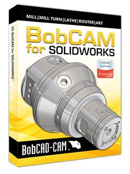 BobCAM for SOLIDWORKS CNC Programming Software Release