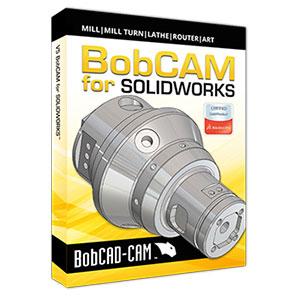 New BobCAM for SOLIDWORKS™ V5 CNC Programming Software Released