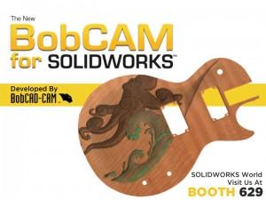 BobCAM for SOLIDWORKS™ at Solidworks World 2016
