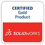 SOLIDWORKS™ Gold Partner