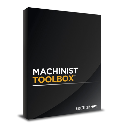 BobCAD-CAM Launches New Site to Give CNC Programmers Machinist ToolBox Software for Free