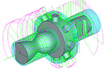Wizard Driven Interface for CAD-CAM Software