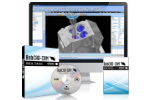 V28 Multiaxis CNC Programming CAD-CAM Software Training DVD Set