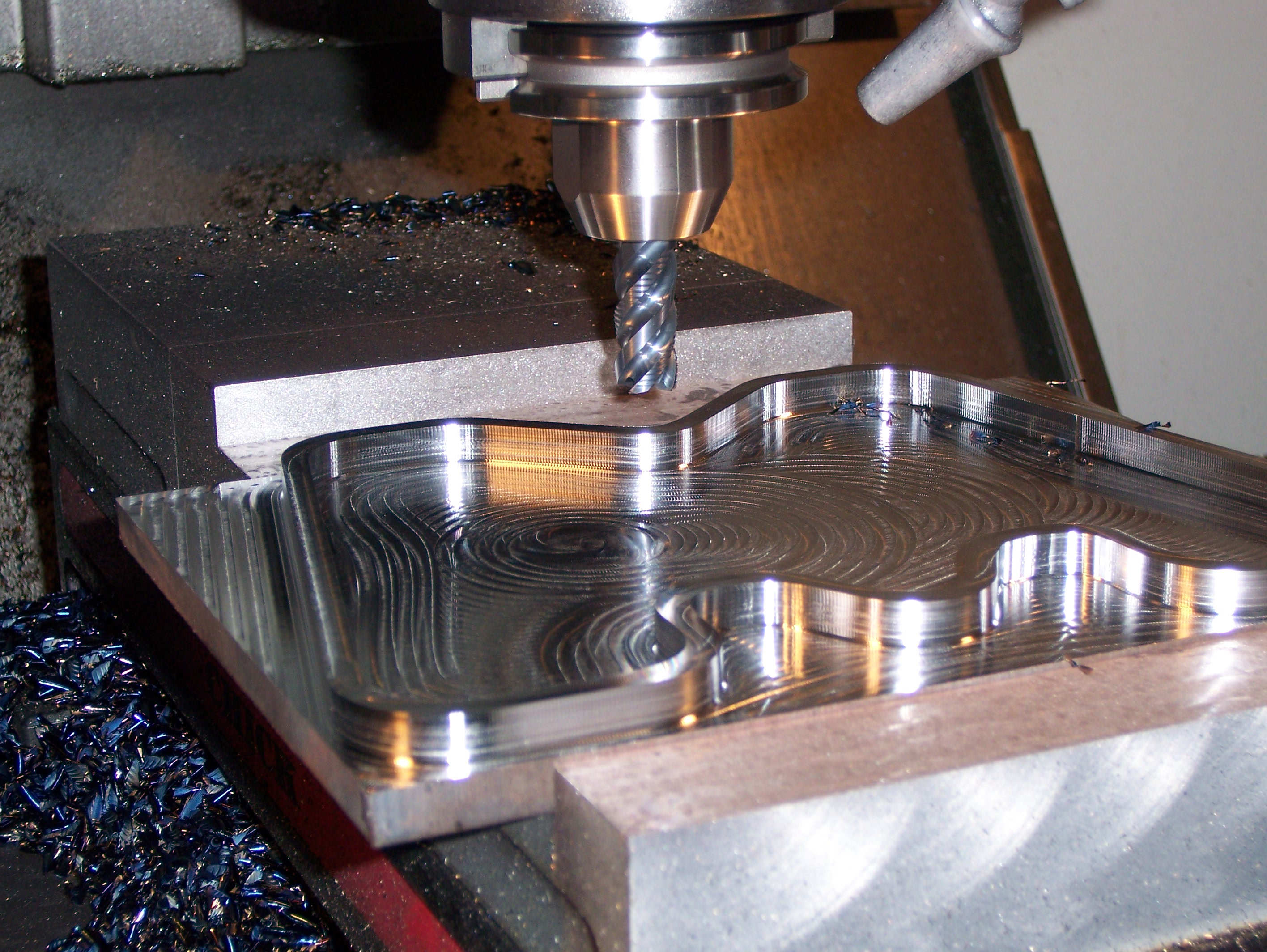 cnc machining cad-cam software