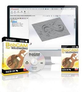 V5 BobART Artistic CAD-CAM Software for SOLIDWORKS Training DVDs