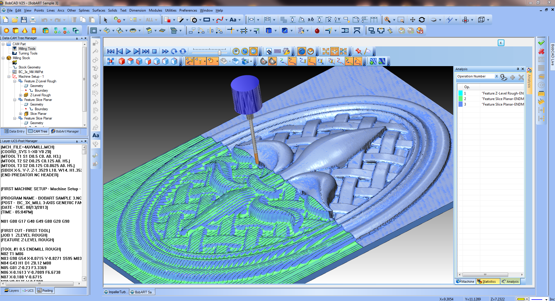 artistic cadcam software features for cnc routing