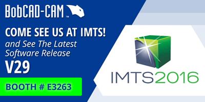 bobcad-cam at IMTS 2016
