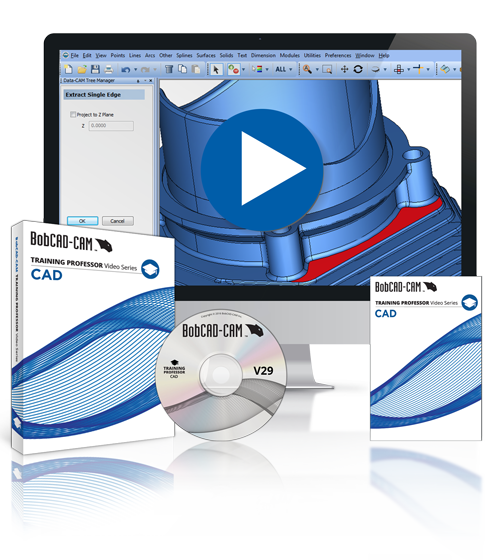 V29 CAD Training Professor Video Series