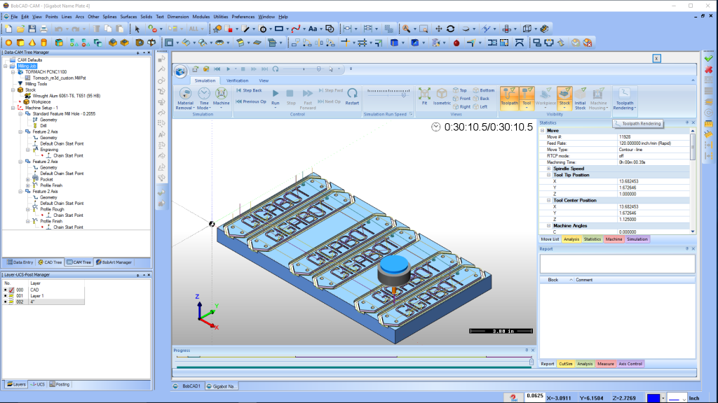 re:3D 3D Printer Company using BobCAD-CAM CNC Programming Software
