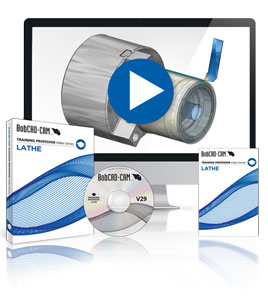 BobCAD-CAM Releases Version 29 Lathe Training Videos