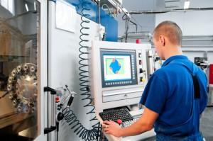 CNC-Worker