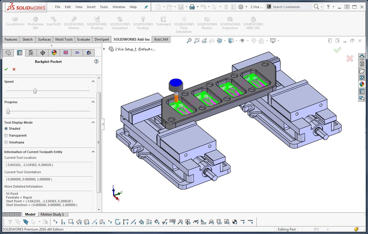 SOLIDWORKS Design Software | BobCAD-CAM