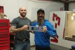 bobcad-cam and aaron kaufman-cnc-part