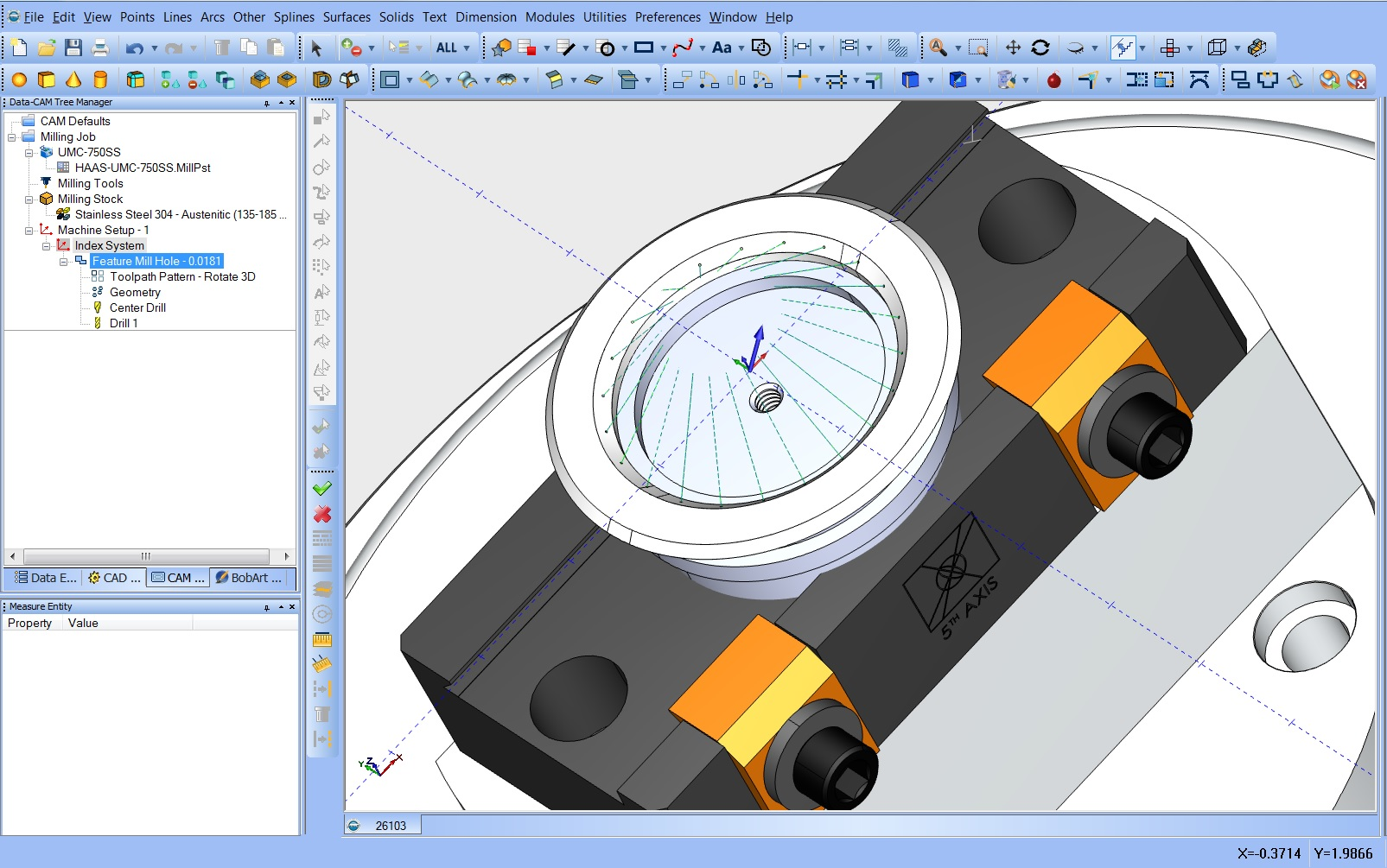 BobCAD-CAM CNC Software Helps Robey Tool and Machine Keep