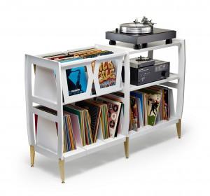 Wax Rax LP-H console (image A)