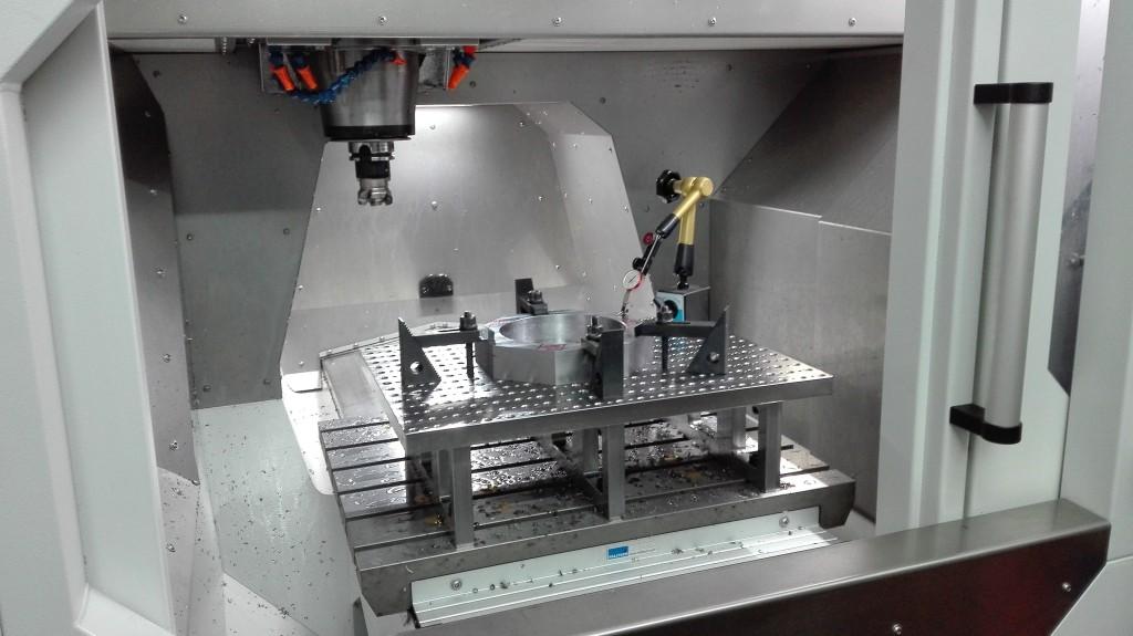Steven Donner CNC Machine