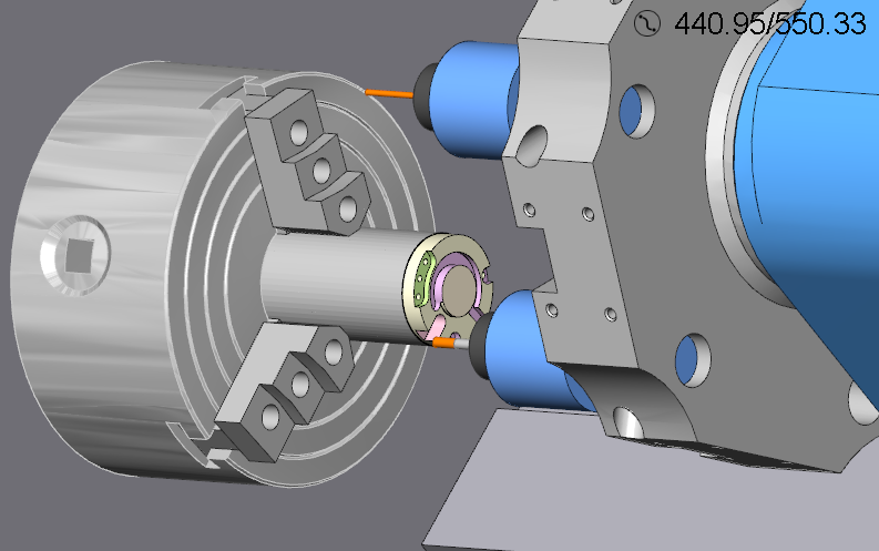 bobcad-cam software mill turn cnc machining simulation