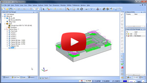 CAM Tree Groups CAD-CAM Quick Tip Video