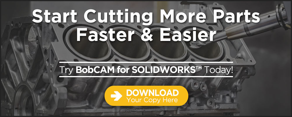 Download a Demo of BobCAM for SOLIDWORKS™