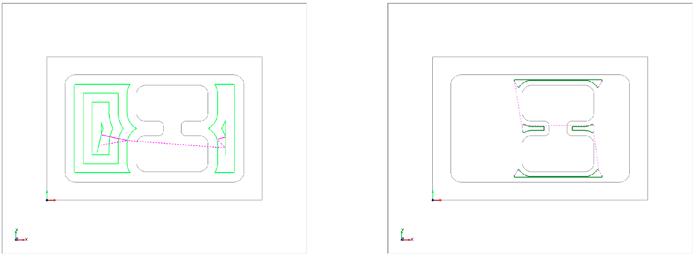 cad-cam software rest milling