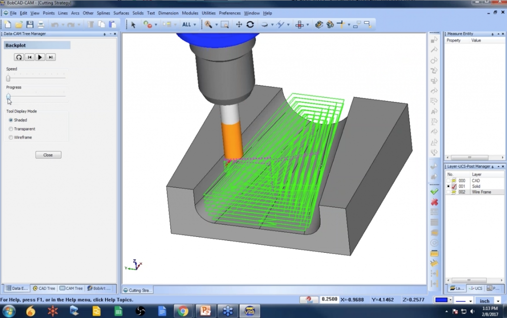 Rapid Planes BobCAD-CAM CAD-CAM Software for CNC Programming