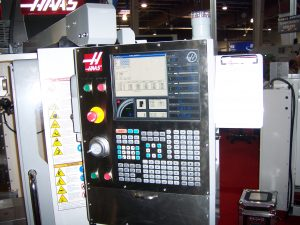 CNC machine control for HAAS CNC Mill