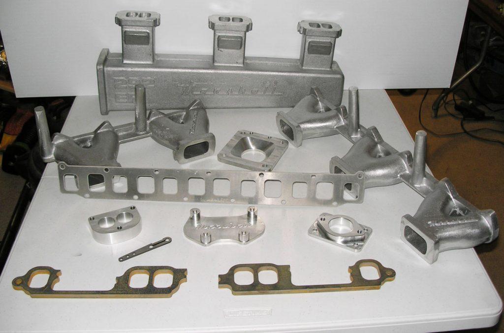 Cast Parts