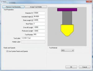 Custom Tool Profile Sample21