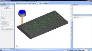 BobCAD-CAM V30 CAD-CAM Hole Drilling