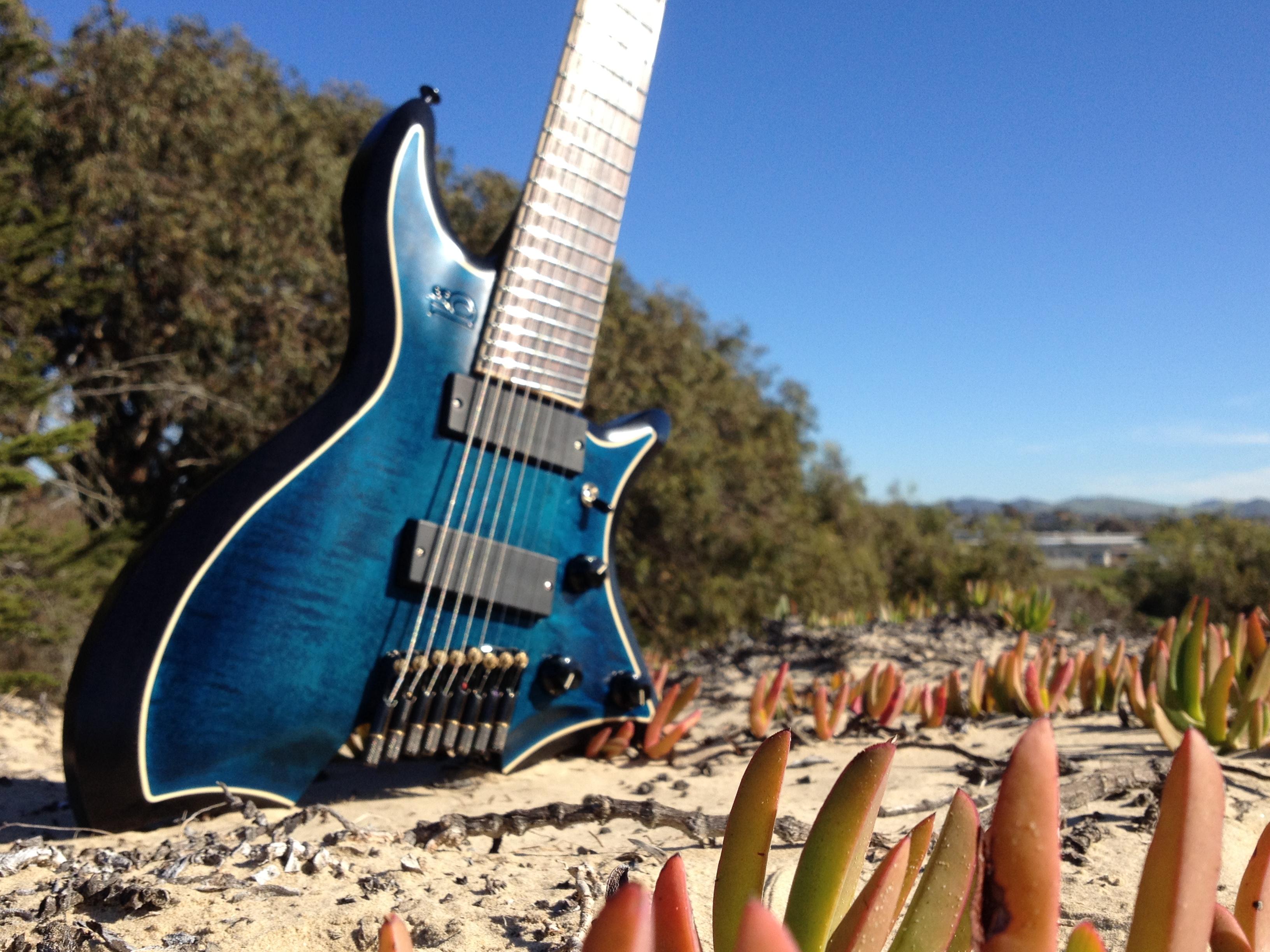 Gene Baker Guitar 3