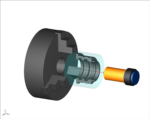 Lathe from BobCAD-CAM