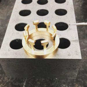 R & D Machining Part