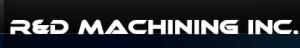 R & D Machining Logo