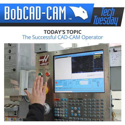 successfully use bobcad cnc software